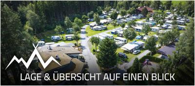 Lage Camping Ötztal Längenfeld