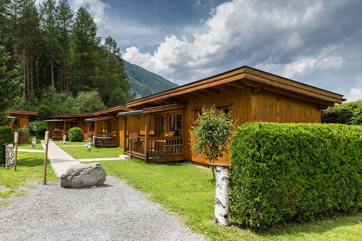 Alpine Lodges Camping 214 Tztal L 196 Ngenfeld
